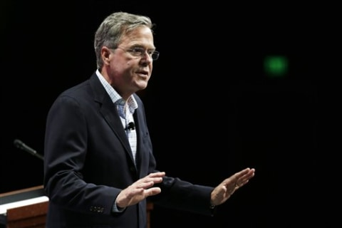 Jeb Bush Focuses on Everything But Iowa Two Months Before Caucus