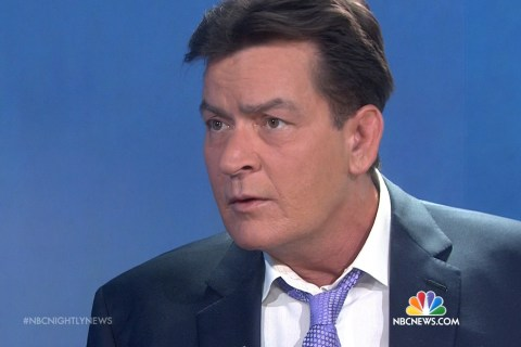 Nurse Amanda Bruce Says a Pill Kept Her Safe While She Dated Charlie Sheen