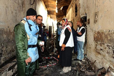 'Tragic Mistake': U.S. Misidentified MSF Hospital Before Bombing It