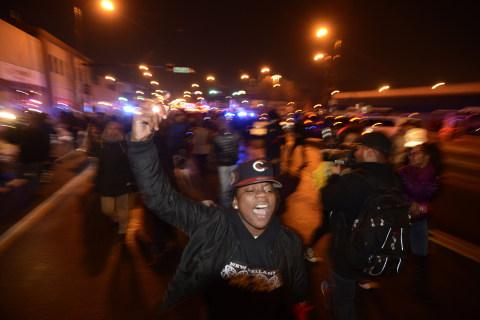Laquan McDonald Police Shooting Video Ignites Chicago Protests