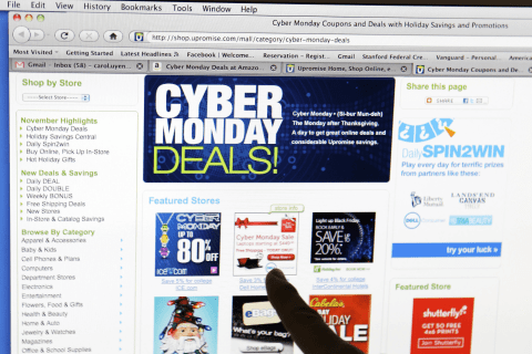 Cyber Monday: What Happens to Your Data When You Shop Online?