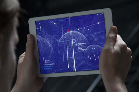 App Visualizes Radio Waves From Cell Towers, Satellites Around You