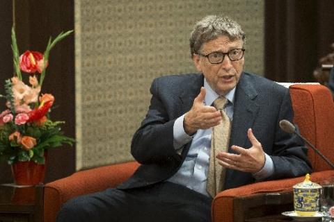 Bill Gates to Launch Multibillion-Dollar Clean Energy Initiative
