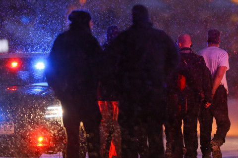 Planned Parenthood Gunman Gives Up After Colorado Standoff That Left 3 Dead