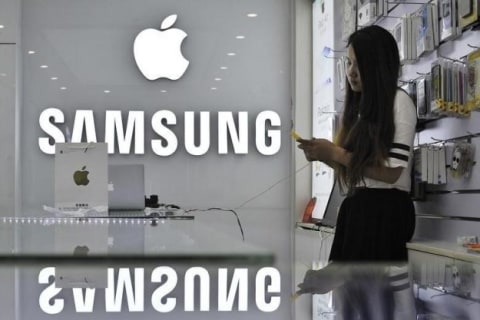 Samsung Agrees to Finally Pay Apple $548 Million in Patent Dispute