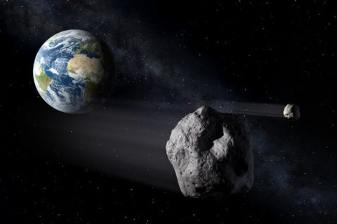 100-Foot Asteroid to Buzz Earth Next Month