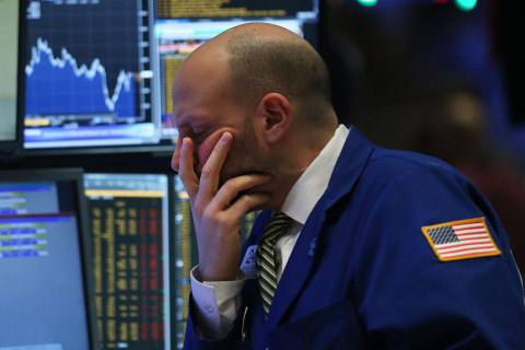 'Schizophrenic' Market Has Good Day; Dow Adds 282 Points