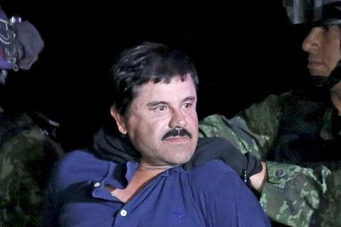 Rare Courting of Hollywood Spelled Joaquin 'El Chapo' Guzman's Doom
