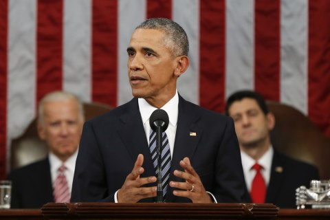 See How President Obama Has Aged Since His 2009 Address