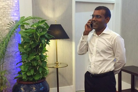 Maldives Ex-President Heads to London After Amal Clooney Sanctions Push