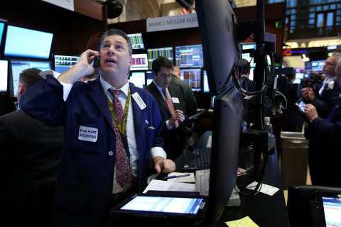 Dow Rallies 348 Points to Kick Off March After Manufacturing Report