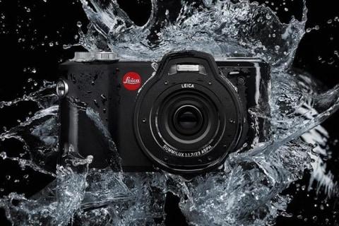 Leica's X-U Camera Puts Luxury Photography Underwater