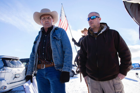 FBI Defends 'Measured' Response to Occupation of Oregon Wildlife Refuge