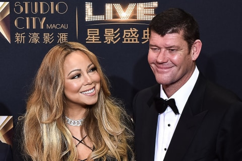 Mariah Carey, Billionaire James Packer Reportedly Engaged