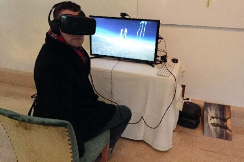 Virtual Reality Takes You Inside the Work of Salvador Dali