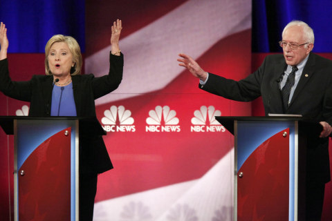 First Read: A Party Divided Going Into Tonight's Debate