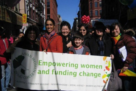 Asian Women Giving Circle: Sisterhood, Service, and the Game-Changing 'Geh'