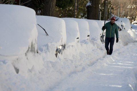 DC Mayor Voids All Snow Emergency Route Tickets for Jan. 22