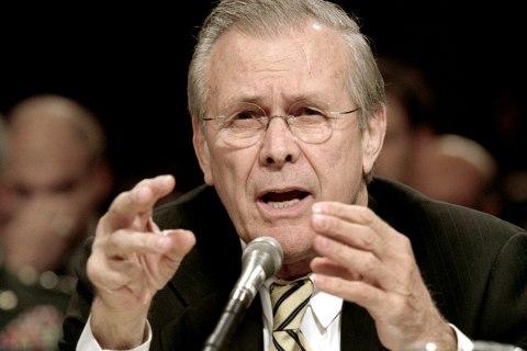 Donald Rumsfeld Launches Churchill Solitaire Gaming App