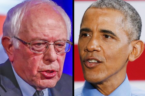 First Read: Sanders and Obama Have a Complicated Relationship