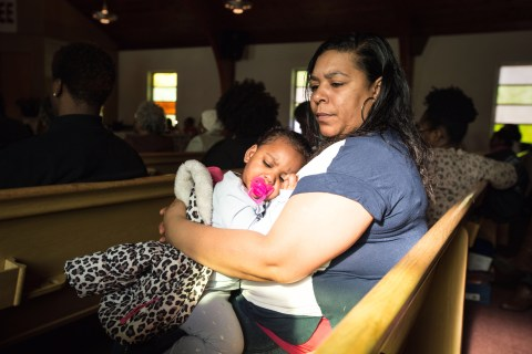 'No Pill for Lead': Flint Mom Fights Baby's Toxic Lead Exposure