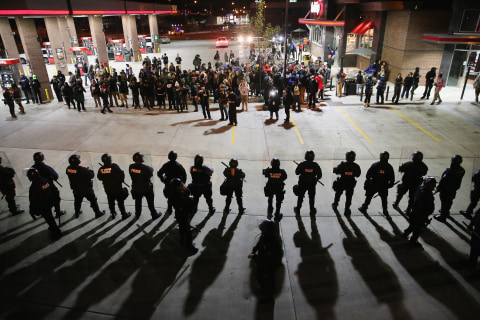 Justice Department Sues Ferguson, Missouri Over Police Reforms