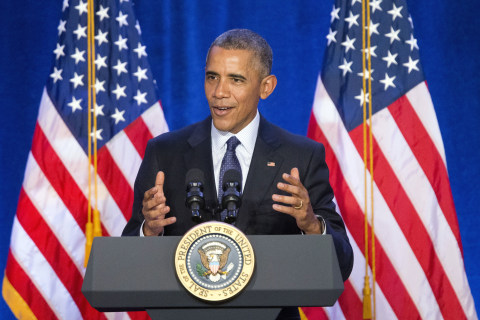 'We Have Recovered': Obama Touts Success Amid Unemployment Dip
