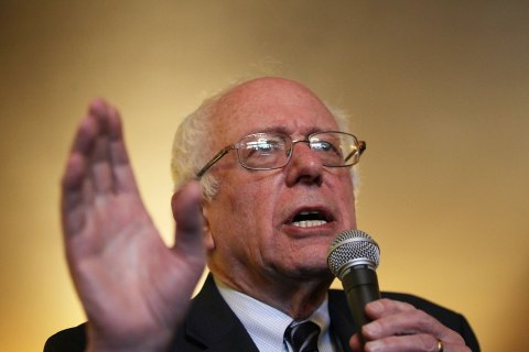 Bernie Sanders: 'Hillary Clinton Will Be the Problem'