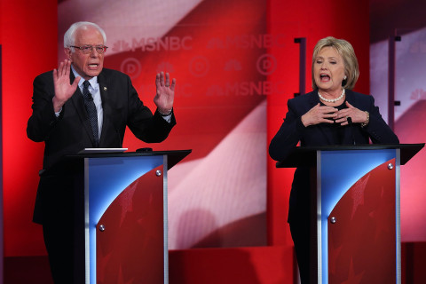 First Read: The Democratic Race's Most Combative Debate Yet