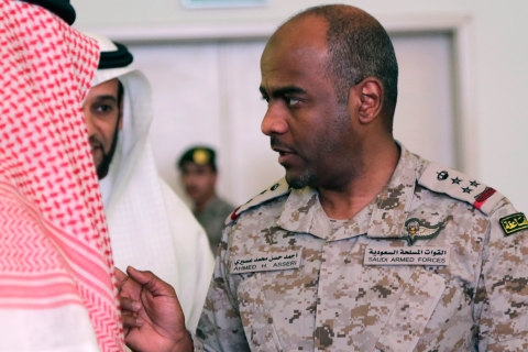 Saudi Arabia Ready to Send Troops to Syria to Fight ISIS