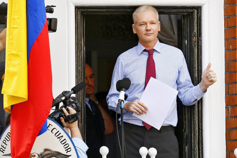 WikiLeaks' Assange Subjected to 'Deprivation of Liberty': U.N. Panel