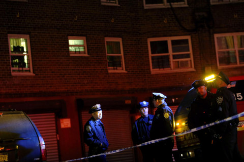 2 NYPD Officers Shot, Suspect Kills Self