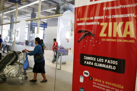 White House Seeks $1.8 Billion for Zika Virus Response