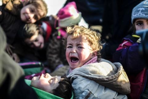 Russian Airstrikes Killed 150 Civilians in Aleppo: U.S. Ambassador