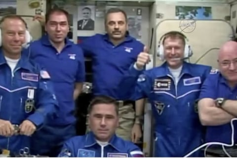 Touchdown! Yes, Astronauts in Space Can Watch the Super Bowl