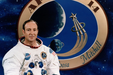 Astronaut Edgar Mitchell, 6th Man on Moon, Dies in Florida