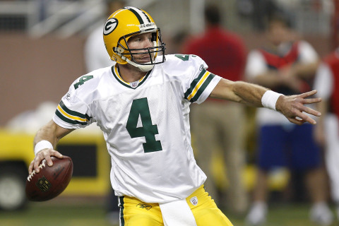 Eight-Man Pro Football HOF Class Highlighted by Brett Favre