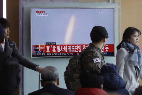 South Korea Considers U.S. Missile Defense System After North Korean Rocket Launch