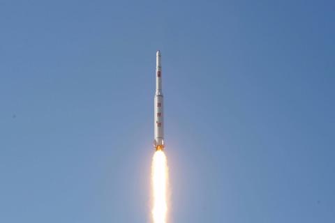 North Korea Launches Long-Range Rocket in Defiance of U.N. Ban