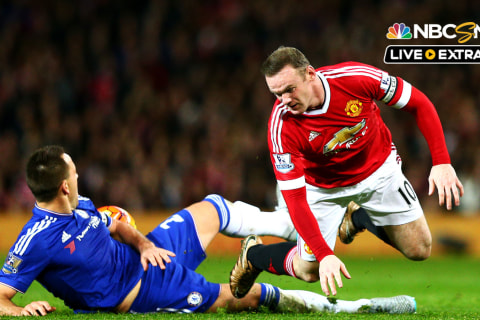 WATCH LIVE: Rivals Chelsea, Manchester United Clash