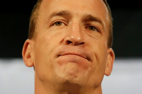 Peyton 'Very Emotional' on Eve of Super Bowl; Is QB Retiring?