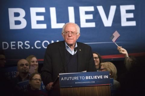 Harry Belafonte Endorses Bernie Sanders