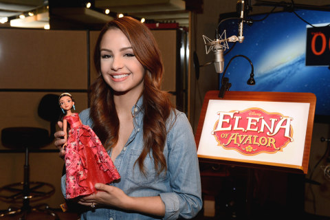 Disney's New Latina Princess Gets Her Own Doll