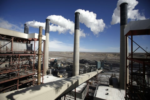 Supreme Court Blocks Enforcement of Air Pollution Rule