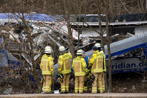German Rail Collision: Investigators Face 'Long and Complex Investigation'