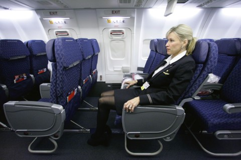 Bill Introduced to Stop the Incredible Shrinking Airline Seat