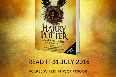 New 'Harry Potter' Book, Script of Upcoming Play, Gets Summer Release Date