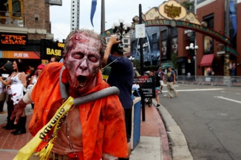 Amazon Waives Terms of Service in Event of Zombie Apocalypse
