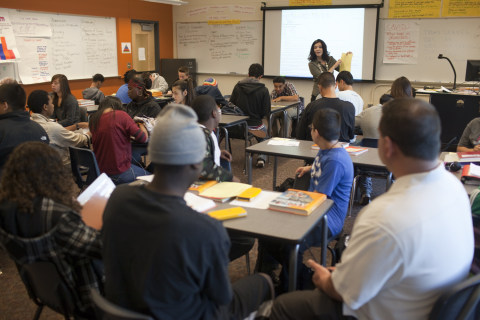 Denver Schools Urge Alternatives to Expulsion, Suspension