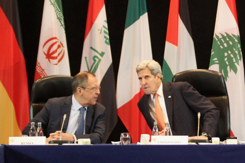 'All or Nothing': Kerry Demands Syria Ceasefire at Munich Talks